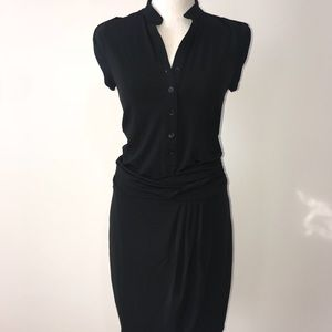 BCBG Maxazria Black Dress Size XS *